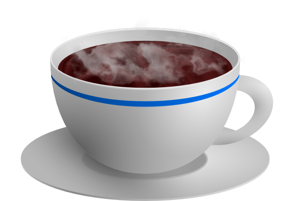 Animated Steaming Coffee Cup | www.pixshark.com - Images ...