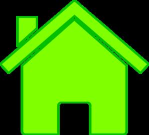 Green House Clip Art at Clker.com - vector clip art online, royalty ...