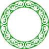 Green Circle Clip Art