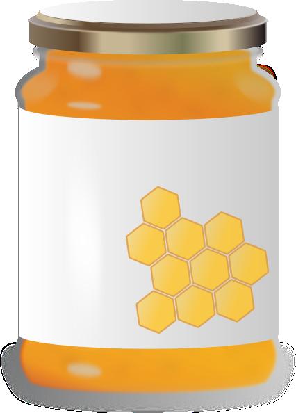 honey jar clip art at clker com vector clip art online honey clipart with transparent background honey clipart black and white
