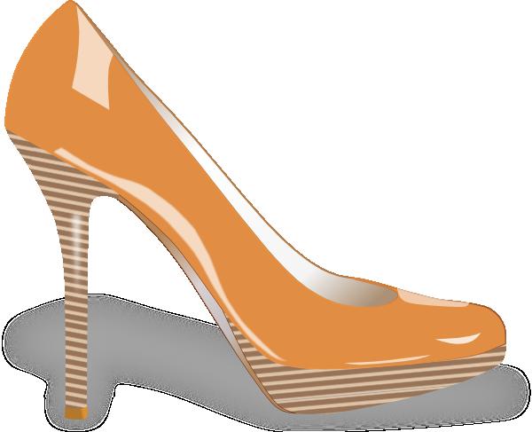 Womens Shoe Clip Art at Clker.com - vector clip art online ...