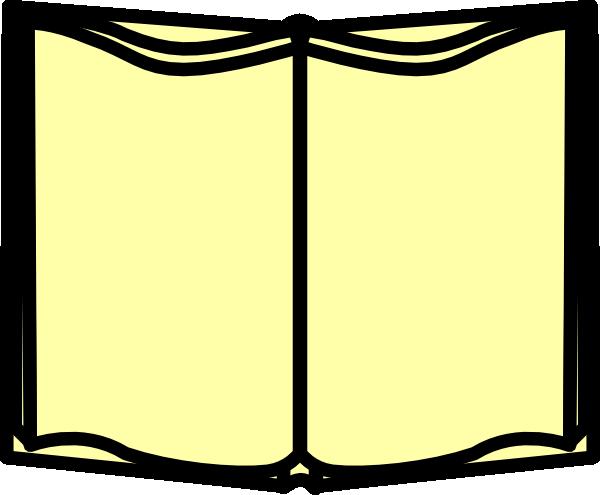 Livre Ouvert Clip Art At Clker Com Vector Clip Art Online