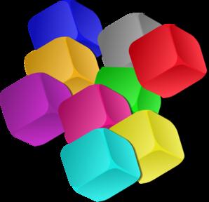 red dice clip art