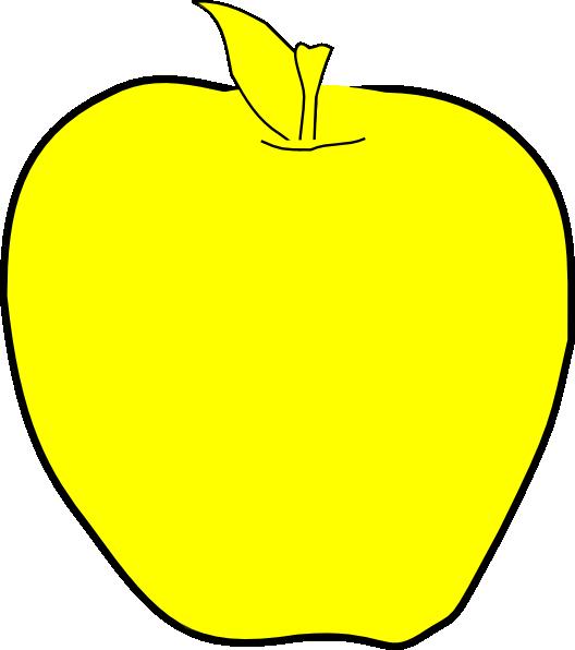 yellow clipart - photo #20