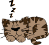 Boomer The Cat Clip Art