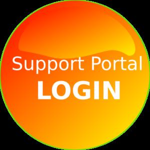 Portal Login Clip Art At Vector Clip Art