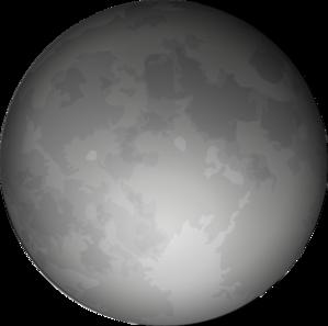 Full Moon clip art - vector clip art online, royalty free & public ...