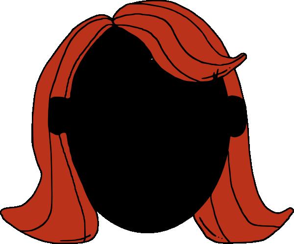Rare good redhead clip art
