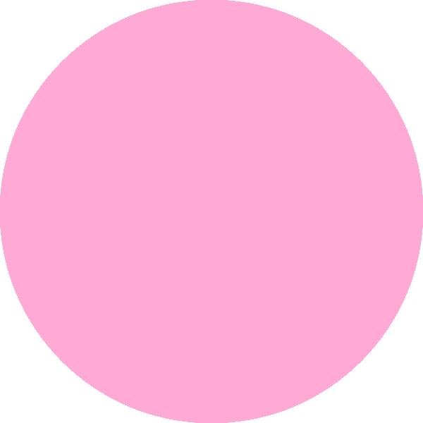 pink circle clip art at clker com vector clip art online royalty rh clker com Purple Circle Clip Art Zebra Circle Clip Art