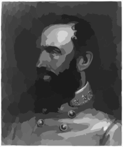 [untitled. Stonewall Jackson] Clip Art