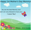 Iurillo Mothers Day From Child Clip Art