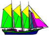 Tall Ship Clip Art