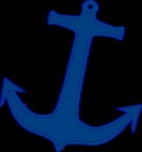 Navy Anchor Clip Art at Clker.com - vector clip art online ...