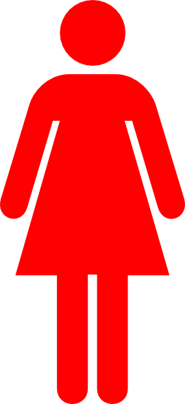 clipart ladies toilet - photo #15