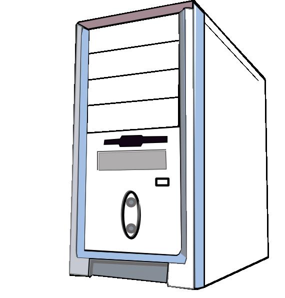 Cpu Clip Art at Clker.com - vector clip art online, royalty free ...