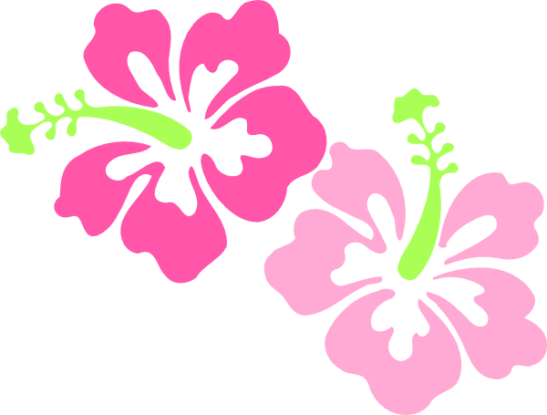hibiscus clip art at clker com vector clip art online royalty rh clker com red hibiscus flower clipart hibiscus flower clipart vector