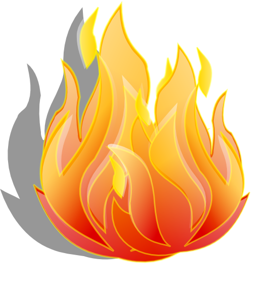 Fire Clip Art at Clker.com - vector clip art online, royalty free ...
