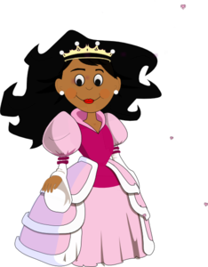 Princess Clip Art At Clker Com Vector Clip Art Online