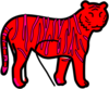 Red Lion Clip Art