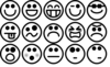 Simple Smiley Clip Art