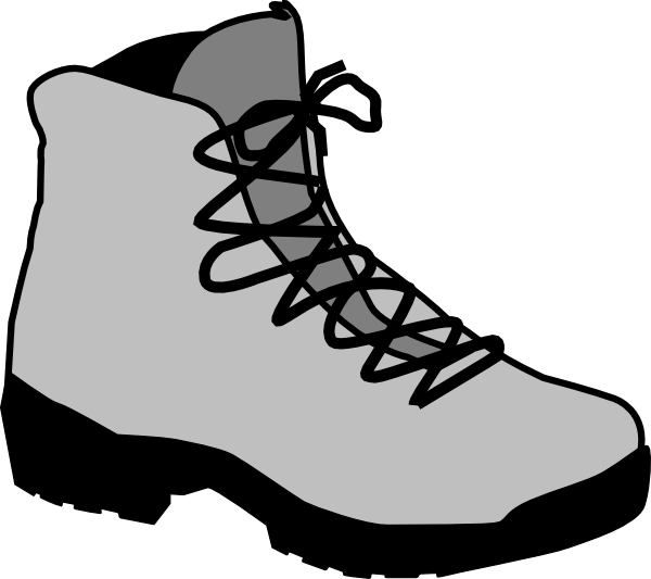 winter boots clipart free - photo #45