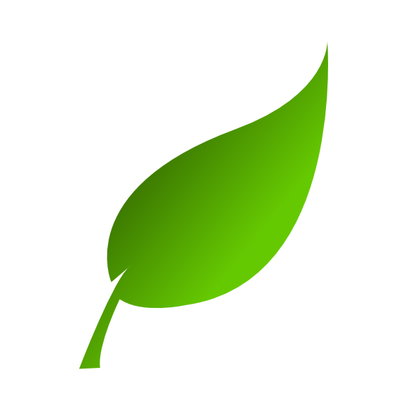 free clipart green leaf - photo #2