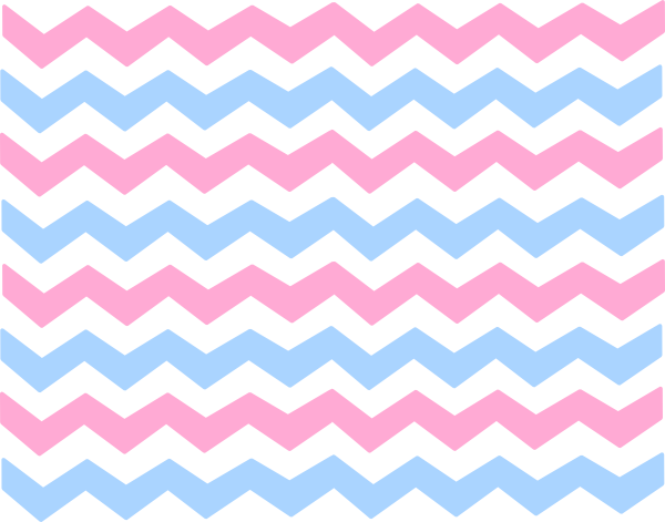 pink blue chevron clip art at clker com vector clip art online  royalty free   public domain Pastel Balloons Pastel Flowers