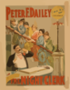 Peter F. Dailey In John J. Mcnally S Happiest Effort, The Night Clerk Clip Art