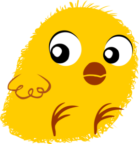 Inhabitants Chick Clip Art