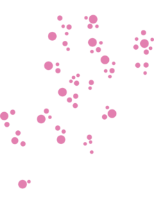 White Tree Branch With Pink Flowers Clip Art