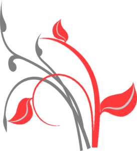 Red Branch Clip Art