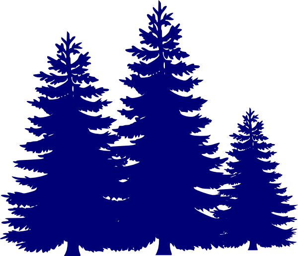 pine trees clip art at clker com vector clip art online royalty rh clker com pine tree clip art black and white pine tree clipart png