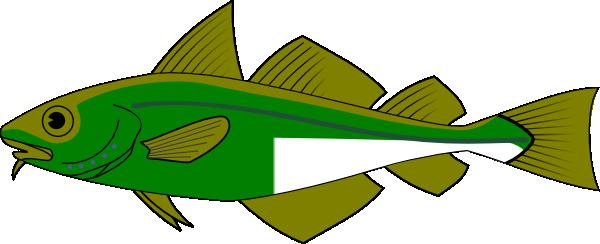 Fish Green Clip Art at Clker.com - vector clip art online ...