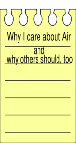 Care About Air Clip Art