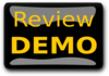 Review Demo Black Clip Art