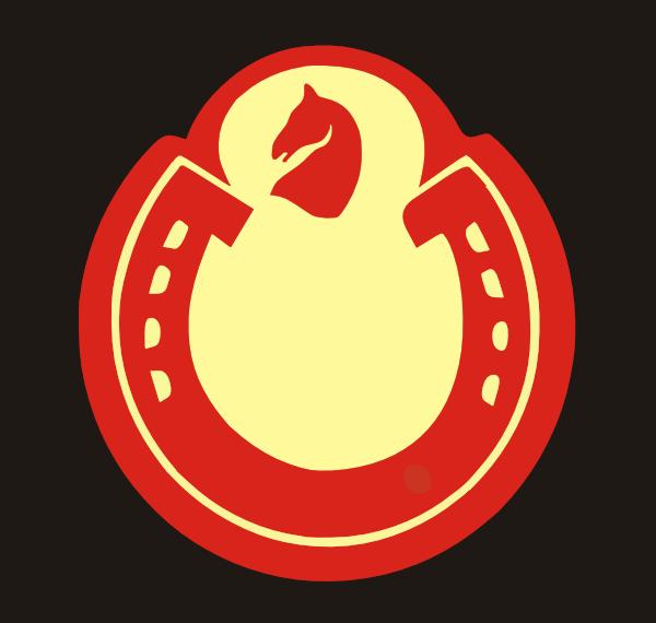 red horse beer logo by ojinerd clip art at clkercom