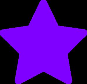 Purple Star Clip Art – Cliparts