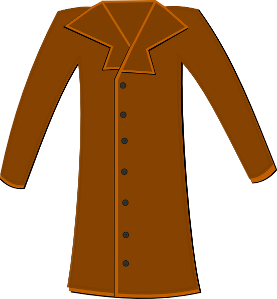 clipart of a jacket - photo #13