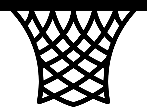 basketball net clipart free - photo #1