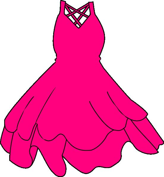 fushcia dress clip art at clker com vector clip art online rh clker com dress clip art yellow dress clip art yellow