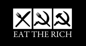 Eat The Rich Image Clip Art