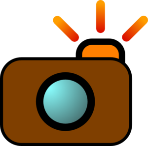 Camera Brown Clip Art