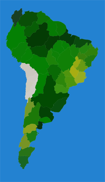 south america map clipart - photo #18