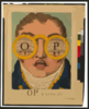 The Op Spectacles  / Cruikshank Del. Clip Art
