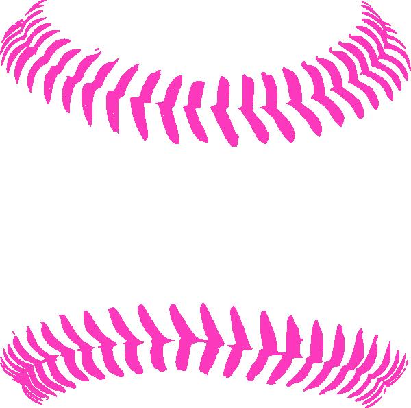 bright pink baseball stitching clip art at clker com vector clip art online  royalty free baseball cap clip art images baseball cap clip art blank