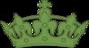 Green Tiara Clip Art
