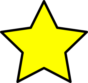 hollywood star shape clipart rh worldartsme com