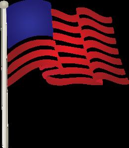usa flag clip art at clker com vector clip art online royalty rh clker com clip art usa flag free clipart american flag free