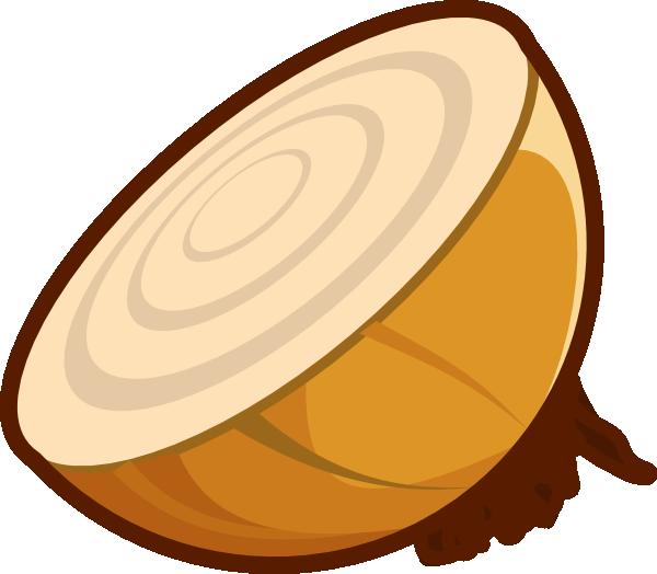 Onion Clip Art at Clker.com - vector clip art online ...