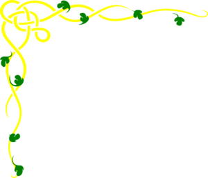 Green And Yellow Clip Art